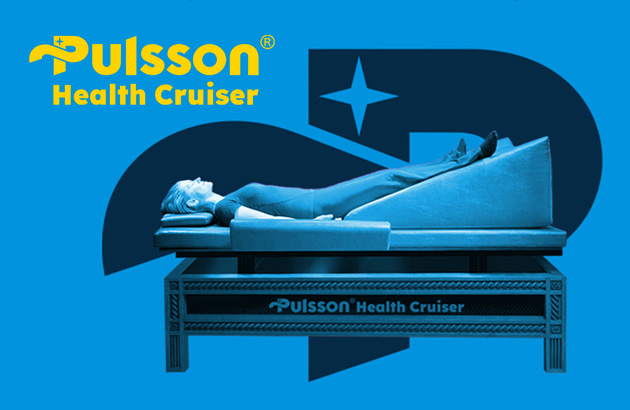 Pulsson Health Cruise Therapy Bed